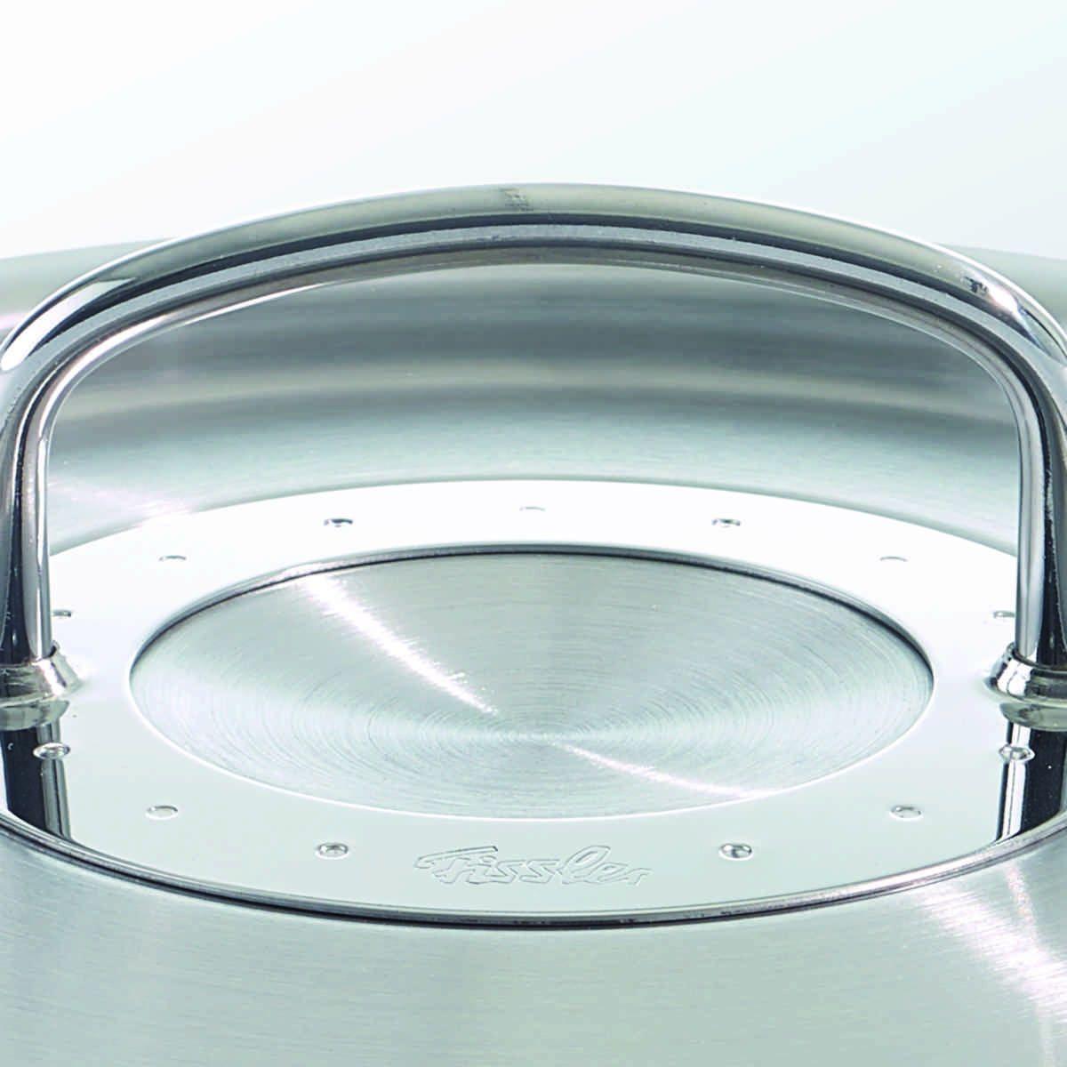7-piece original-profi collection Stainless Steel Cookware Set