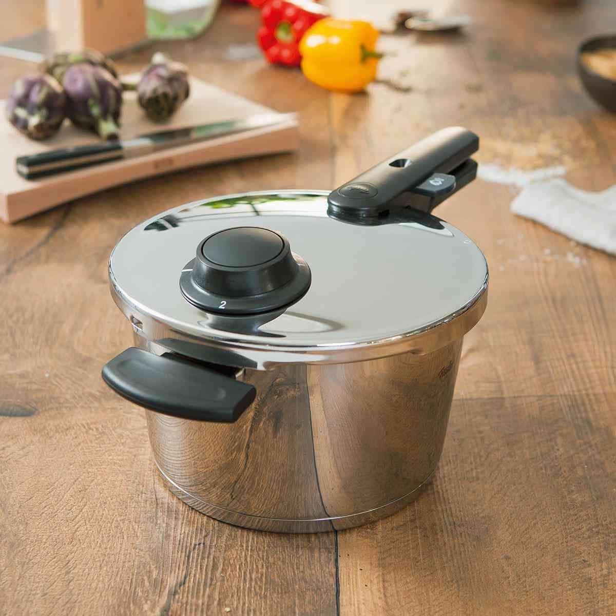 vitavit comfort pressure cooker 18 cm / 2,5 ltr. without insert