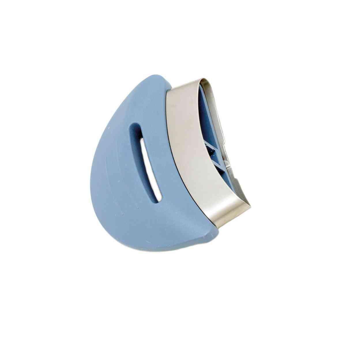 intensa serving pan side grip blue 28 cm