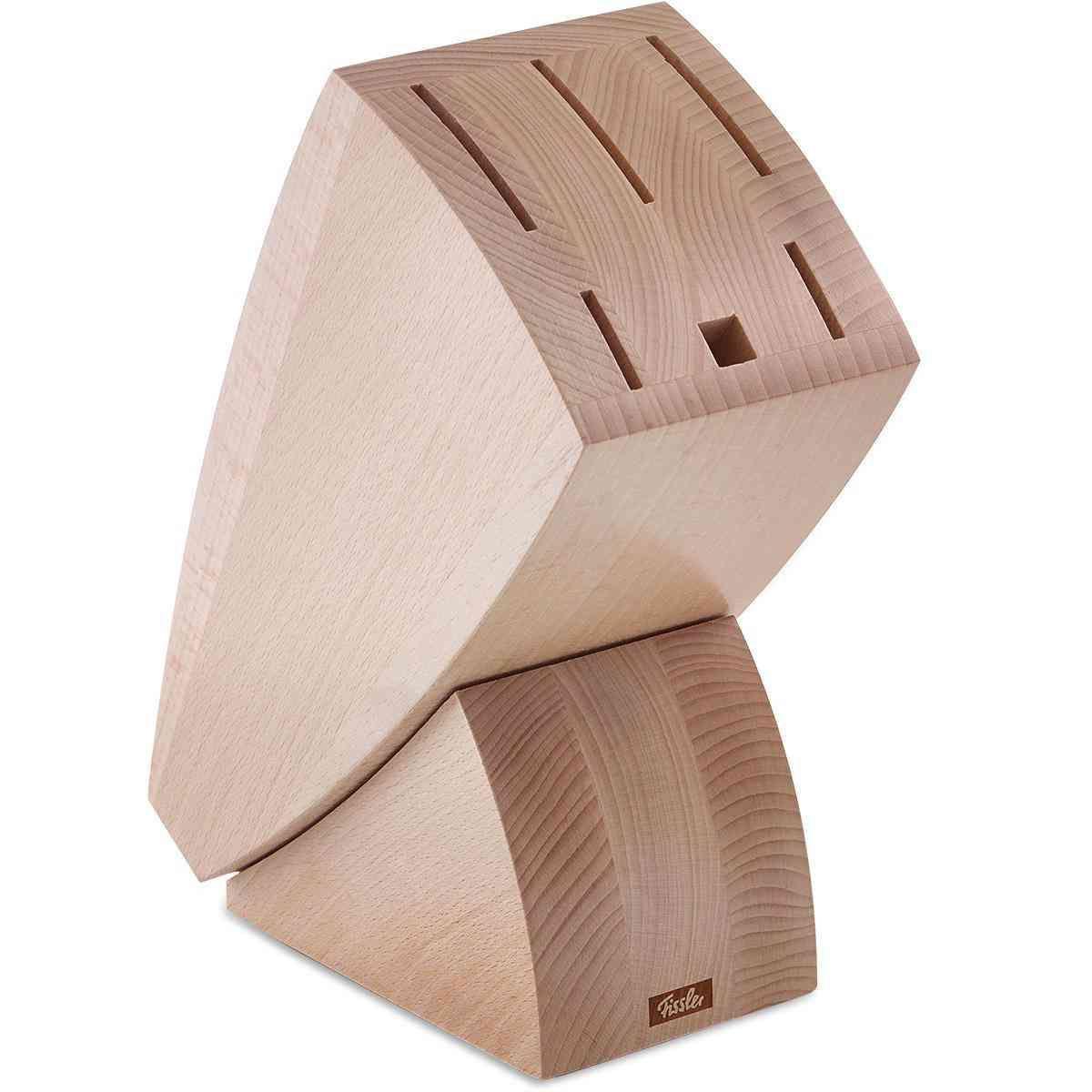 Holzmesserblock unbestückt