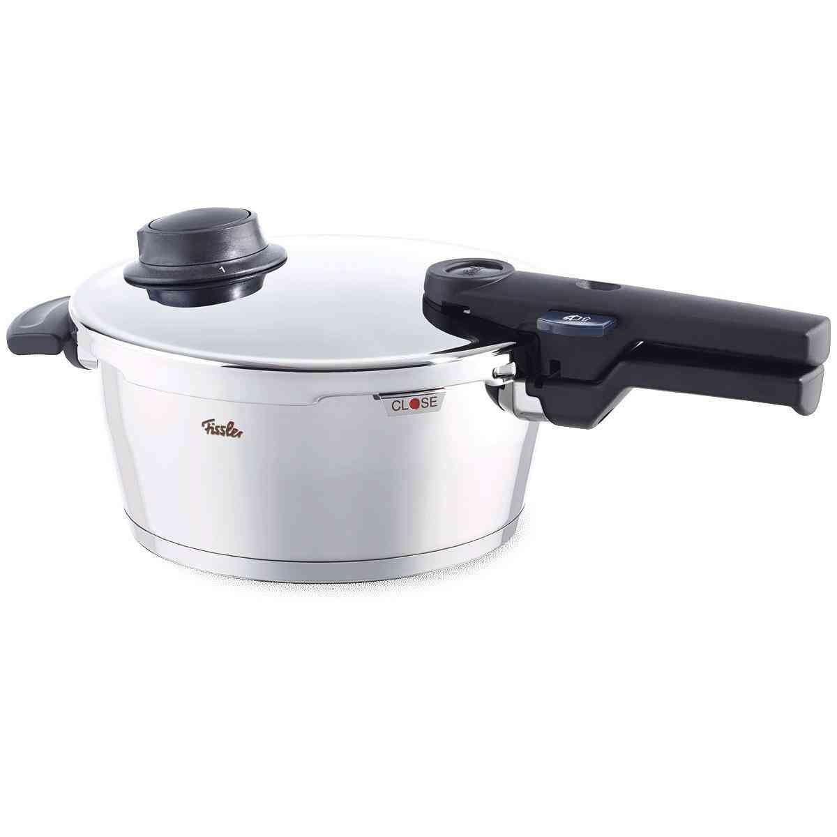 vitavit® comfort Schnellkochtopf 22 cm / 3,5 Liter ohne Einsatz