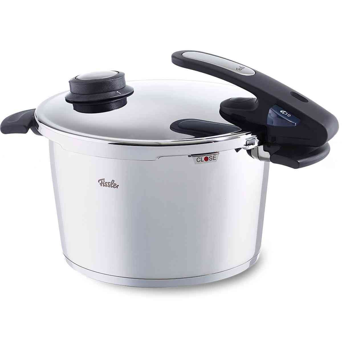 vitavit edition design pressure cooker 26 cm / 8 ltr. with inset