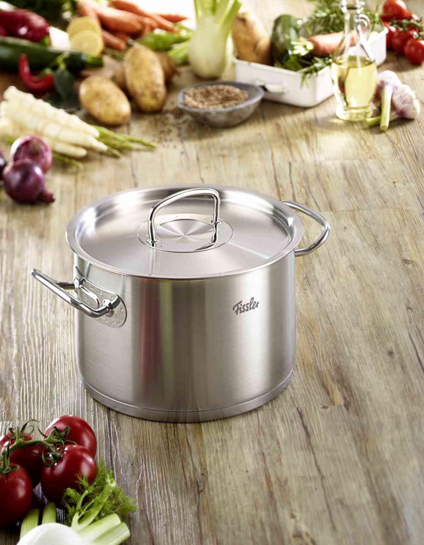 original-profi collection high stew pot 24 cm