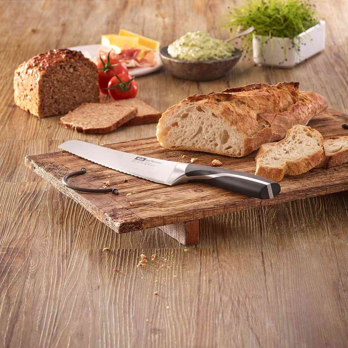 perfection bread knife 20 cm