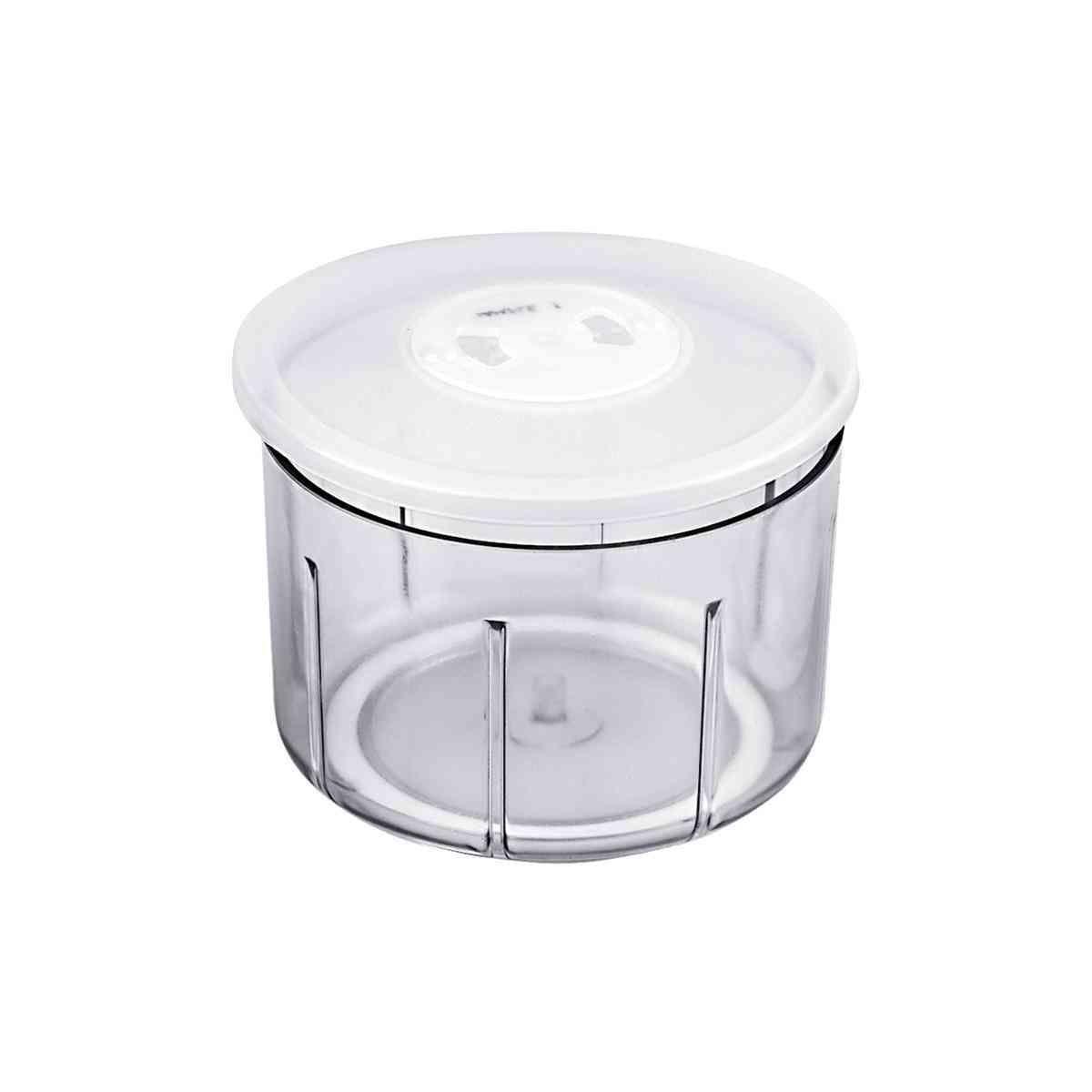 finecut® Ersatzteil Behälter mit Frischhaltedeckel