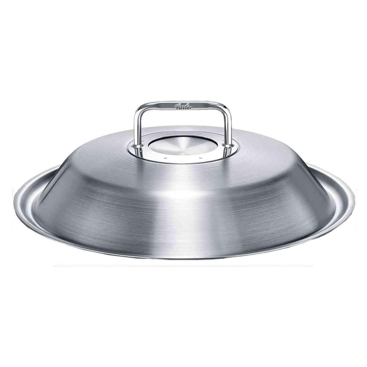 luno® Wok Metalldeckel 30 cm