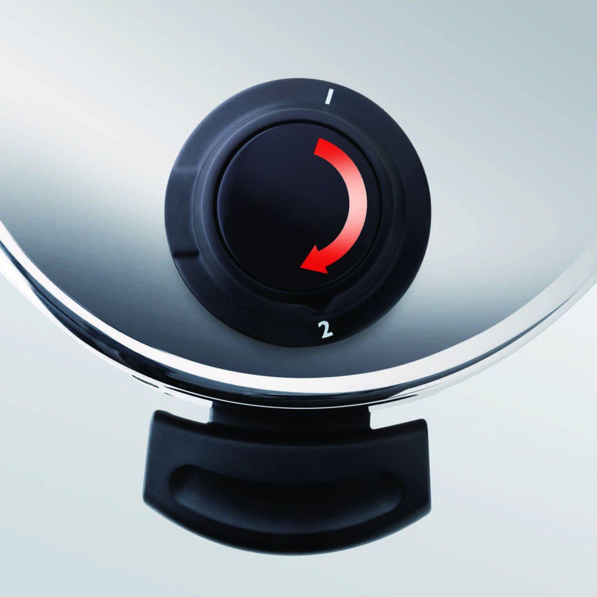 Open Box - vitavit® comfort 4.2Qt Pressure Skillet
