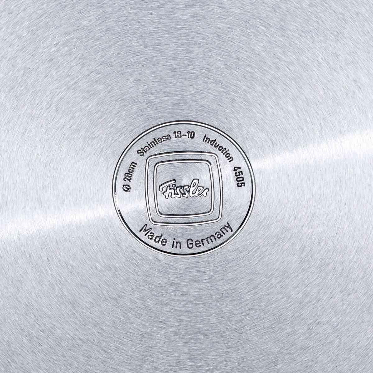 crispy steelux comfort pan