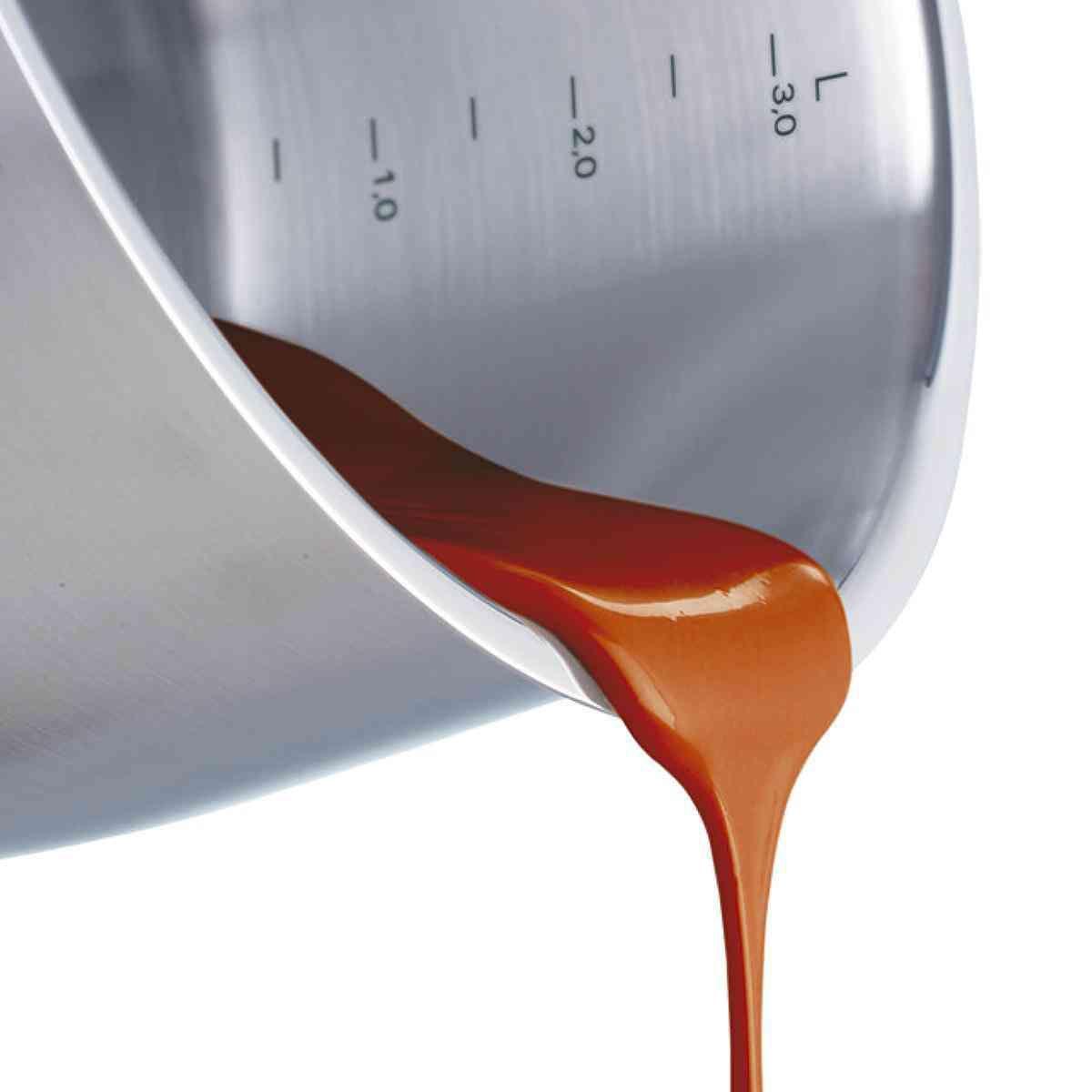 viseo® – Stielkasserolle ohne Deckel