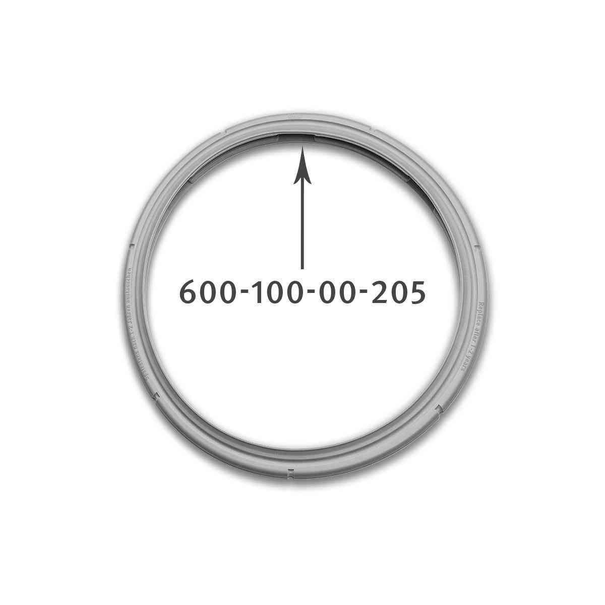 Dichtungsring 18 cm für Schnellkochtöpfe 600-000-18-795/0