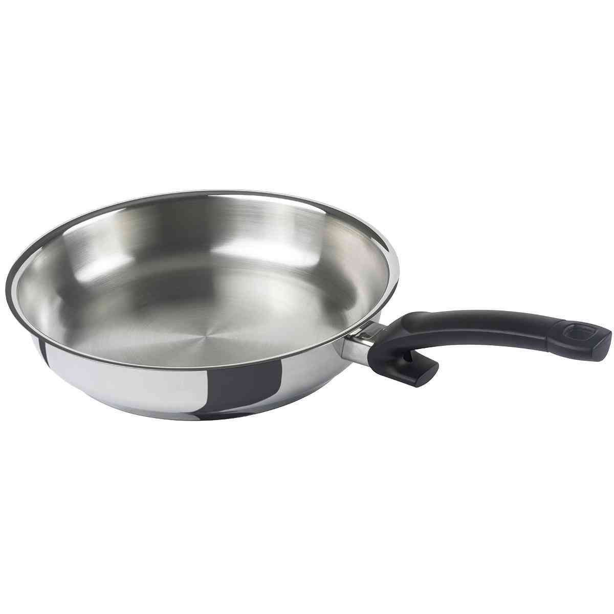 crispy steelux classic pan 24 cm