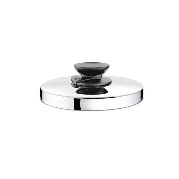 coronal metal lid 16 cm