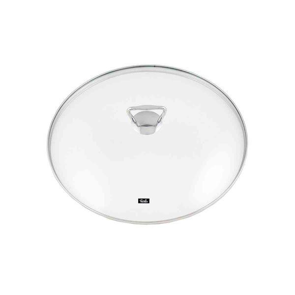 wok glass lid 35 cm