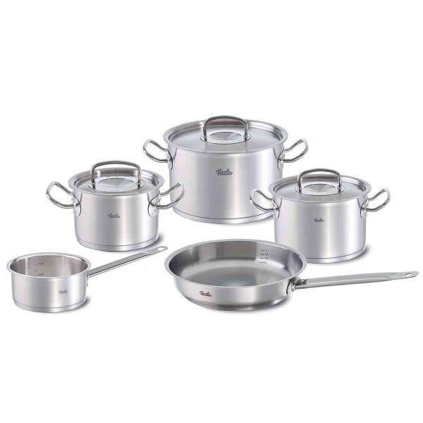 original-profi collection® 8-Piece Stainless Steel Cookware Set