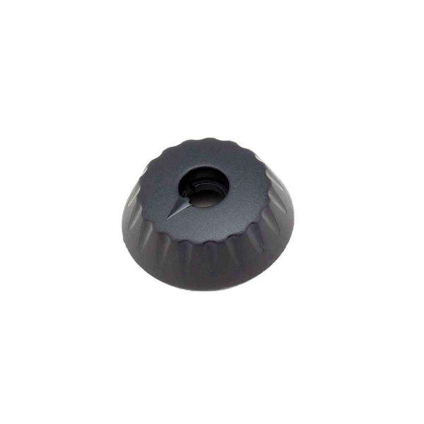 ロイヤル(フタ用取っ手の安全レバーが小判型)メインバルブ用バルブカバー