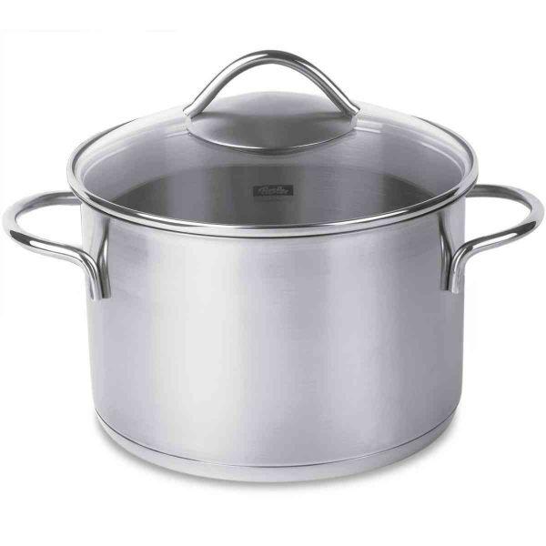 vienna stew pot with glass lid