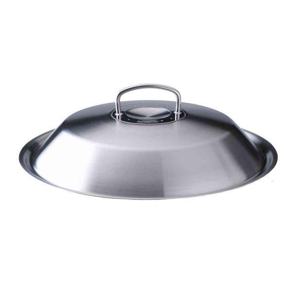 original-profi collection metal lid wok 30 cm