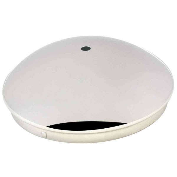 vienna kettle metal lid without lid-handle