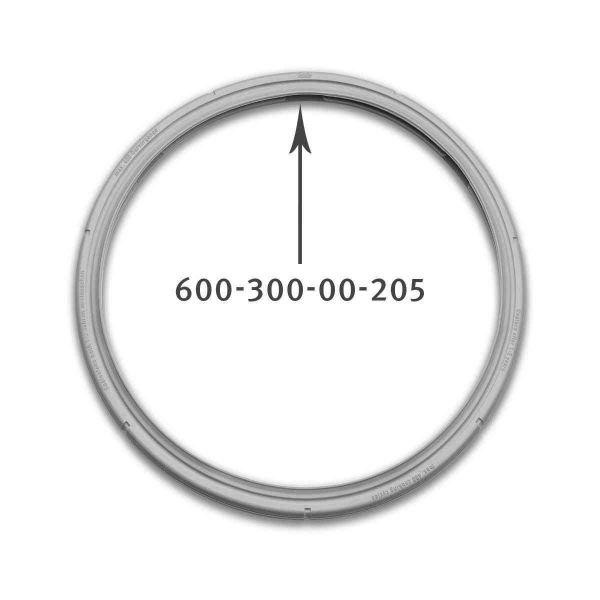 Dichtungsring 22 cm für Schnellkochtöpfe 600-000-22-795/0
