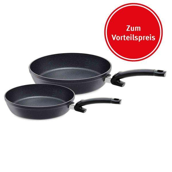 "adamant® comfort Non Stick Frying Pan Set, 9.5"" and 11"""