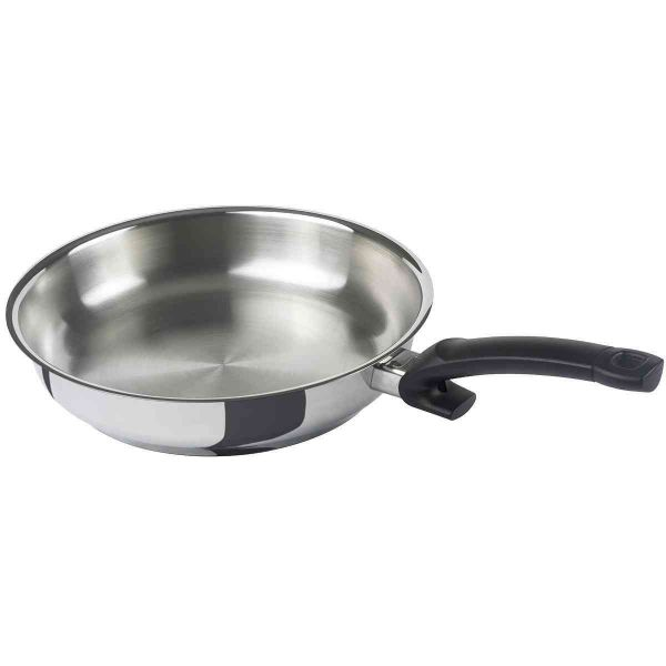 crispy steelux classic pan
