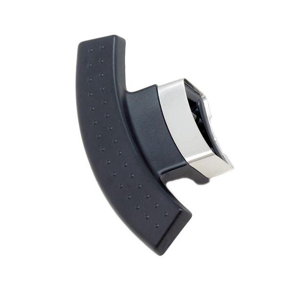 magic line Seitengriff mit Flammschutz schwarz für Topf mit 24 cm Innendurchmesser
