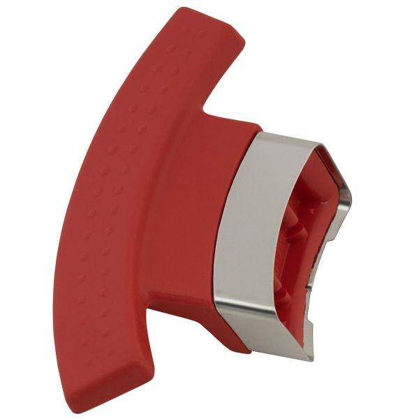 magic line Seitengriff rot für Topf mit 20 cm Innendurchmesser