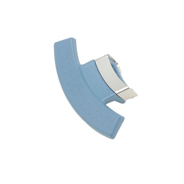 magic comfort basic Gegengriff für Schnellkochtopf blau 22 cm