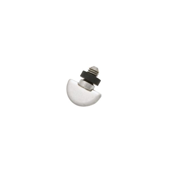 fastening screw for lid handle with seal