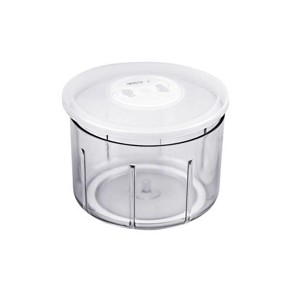 finecut Ersatzteil Behälter mit Frischhaltedeckel