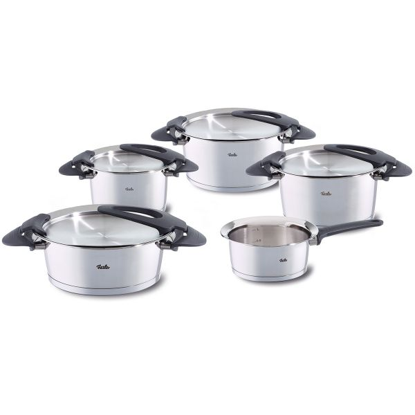intensa 5-piece set, black