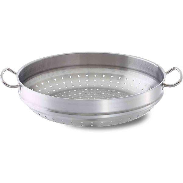 original-profi collection wok-steamer insert 35 cm